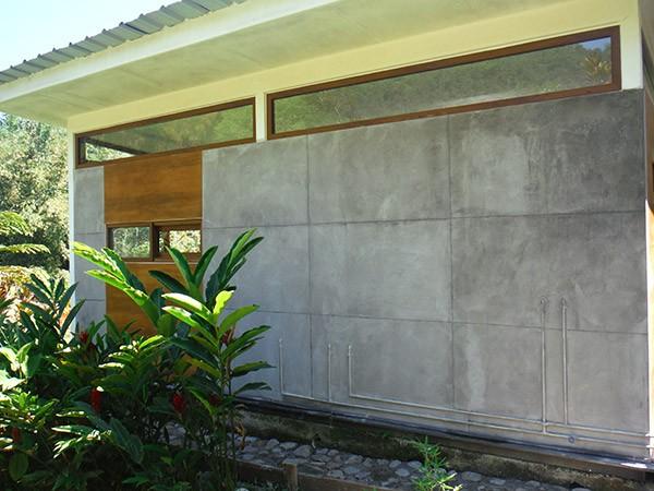 paredes exteriores