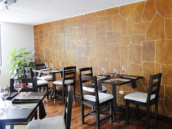 Concretarte | Decoración de paredes interiores Quito Ecuador